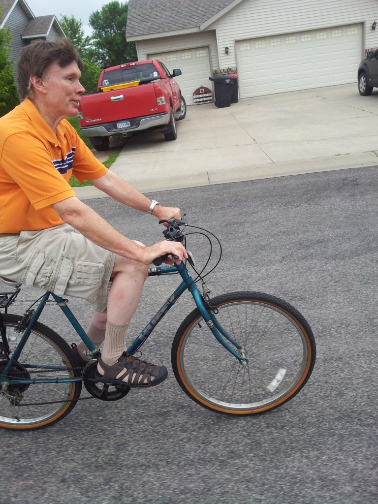 Mike Cycling