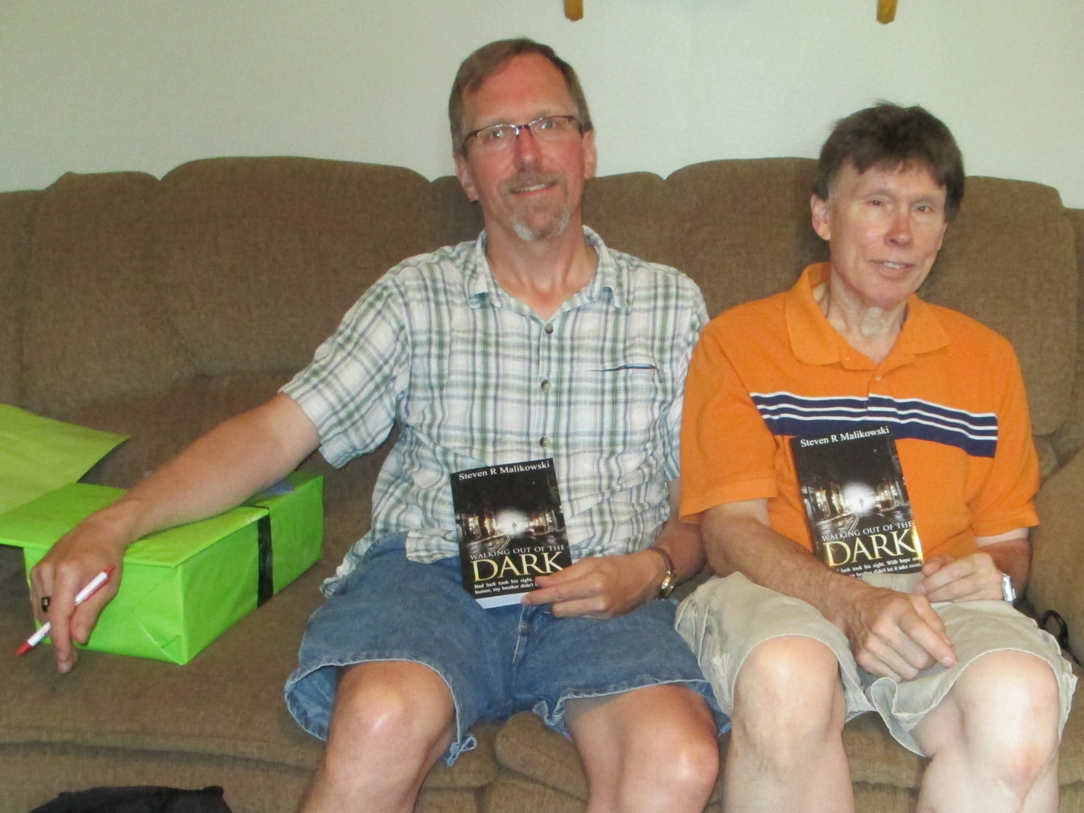 Me, Mike, & the Book